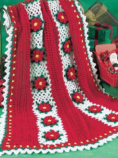 christmas-flower-afghan